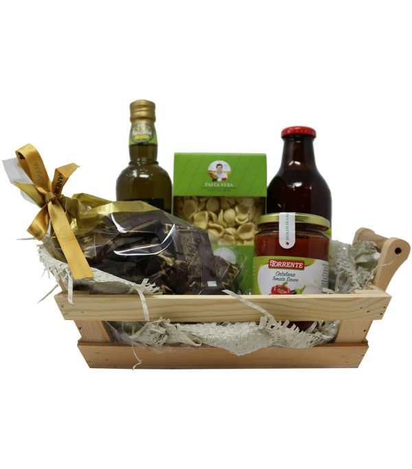 Artisanal Italian Foods Gift Basket Medium