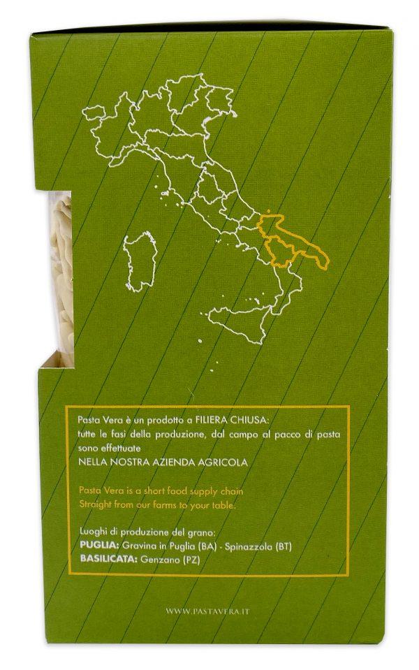 Imported Italian Pasta Organic Cavatelli