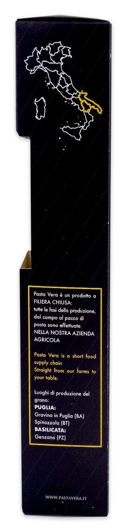 Imported Italian Pasta Organic Lemon Infused Linguine
