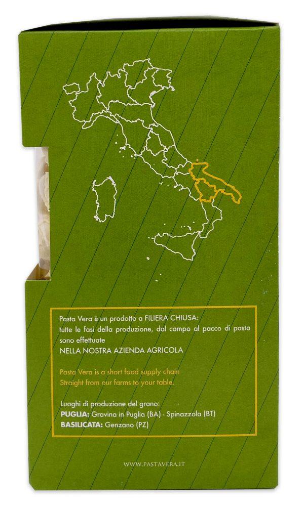 Imported Italian Pasta Organic Orecchiette