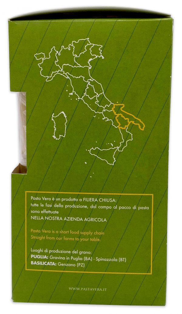Imported Italian Pasta Organic Penne Rigate