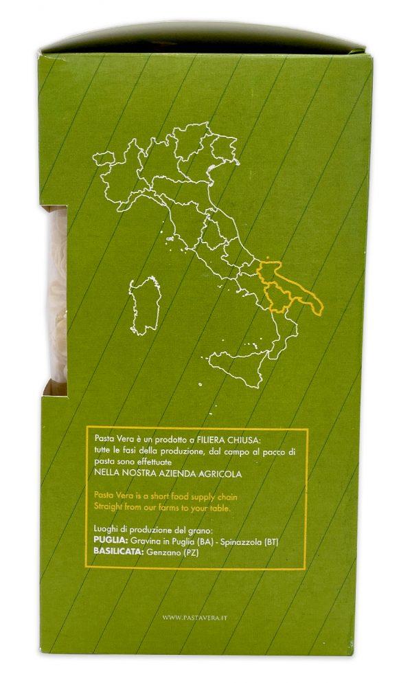 Imported Italian Pasta Organic Radiatori