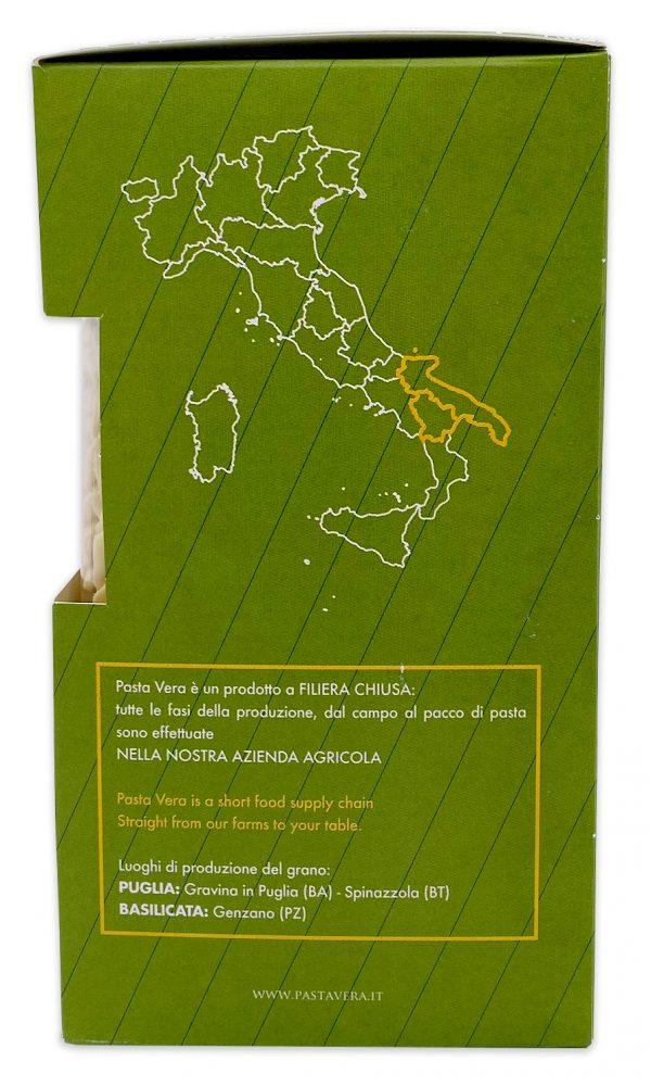 Imported Italian Pasta Organic Trofie