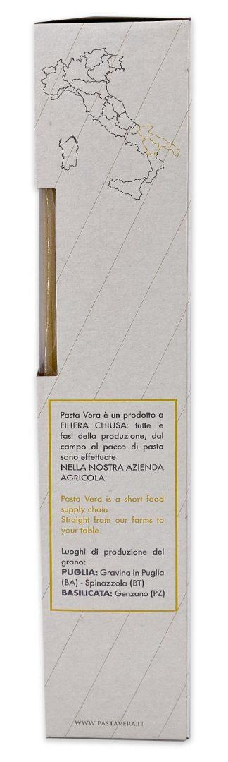 Imported Italian pasta Ancient Grain Organic Spaghettoni