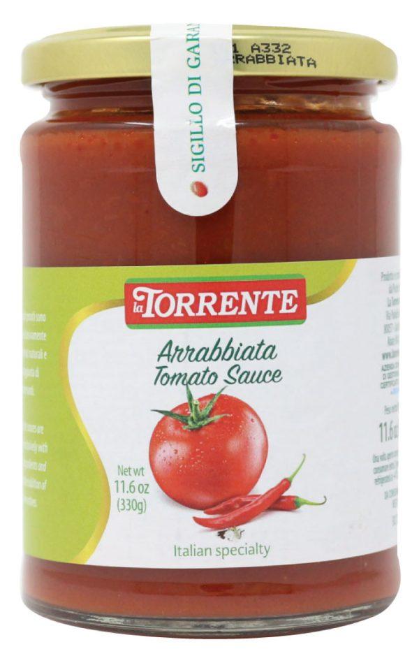 La-Torrente-Arrabiata-Tomato-Sauce-Front