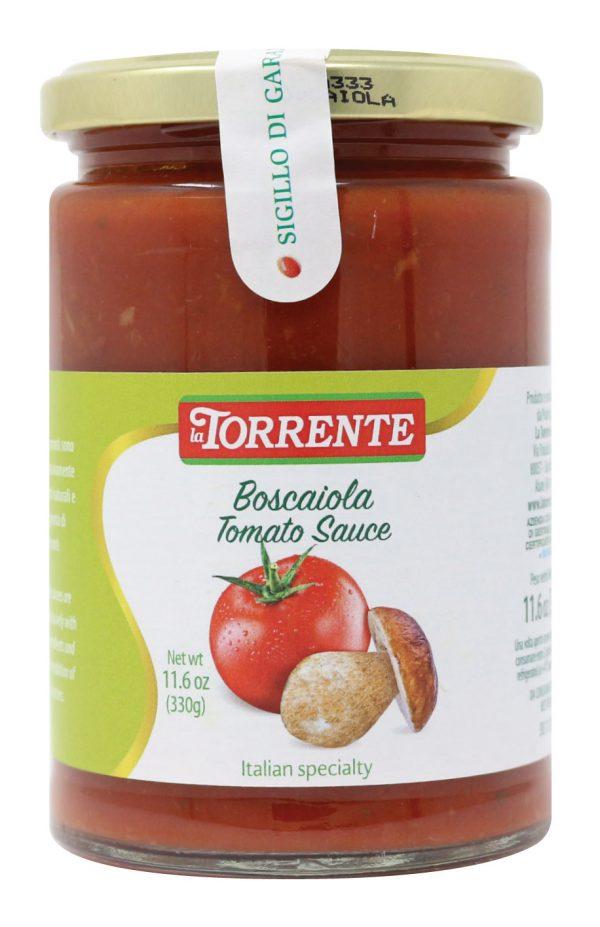La Torrente Boscaiola Tomato Sauce Front