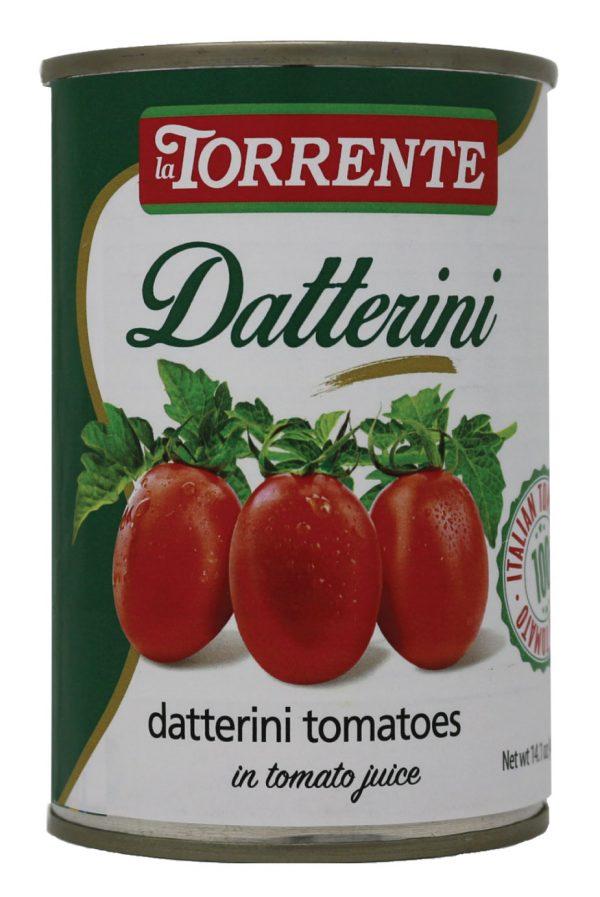 La Torrente Datterini Tomatoes Front