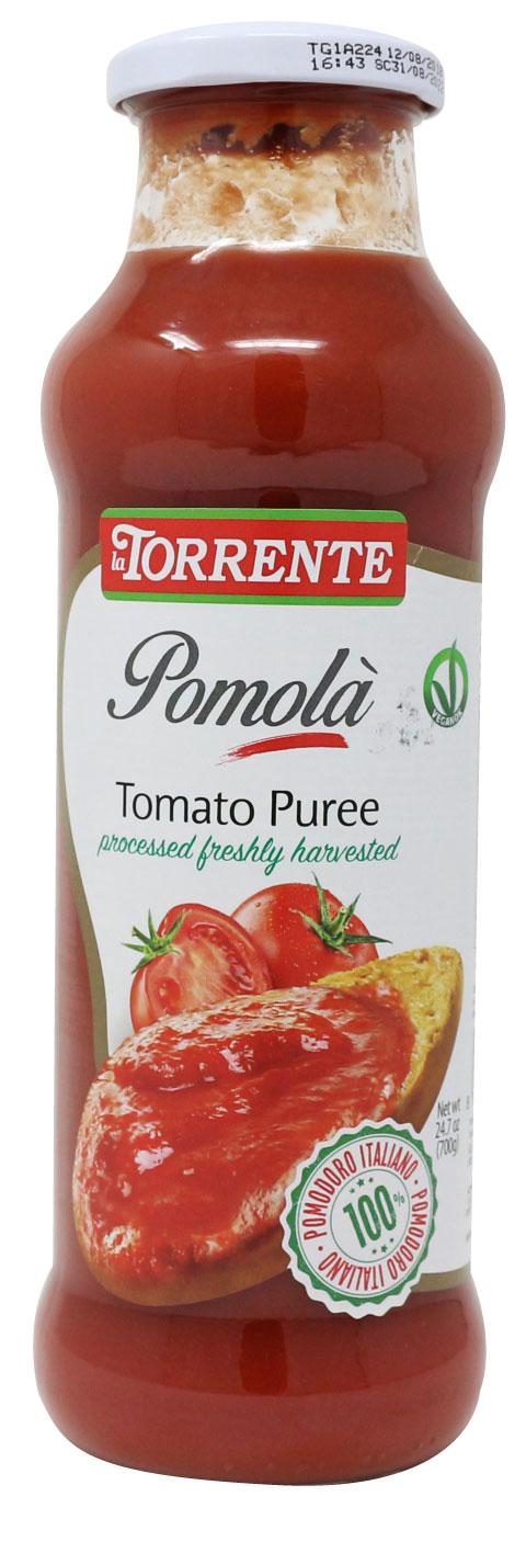 La Torrente Pomola Tomato Puree front