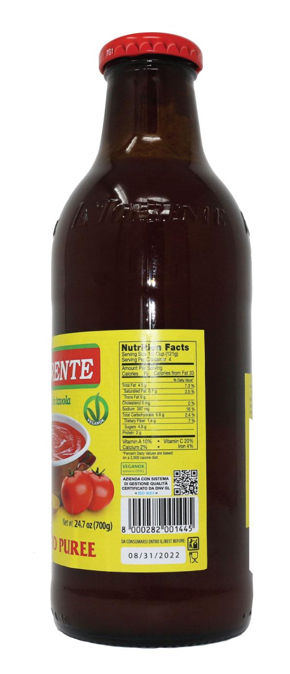 La Torrente Tomato Puree Side2