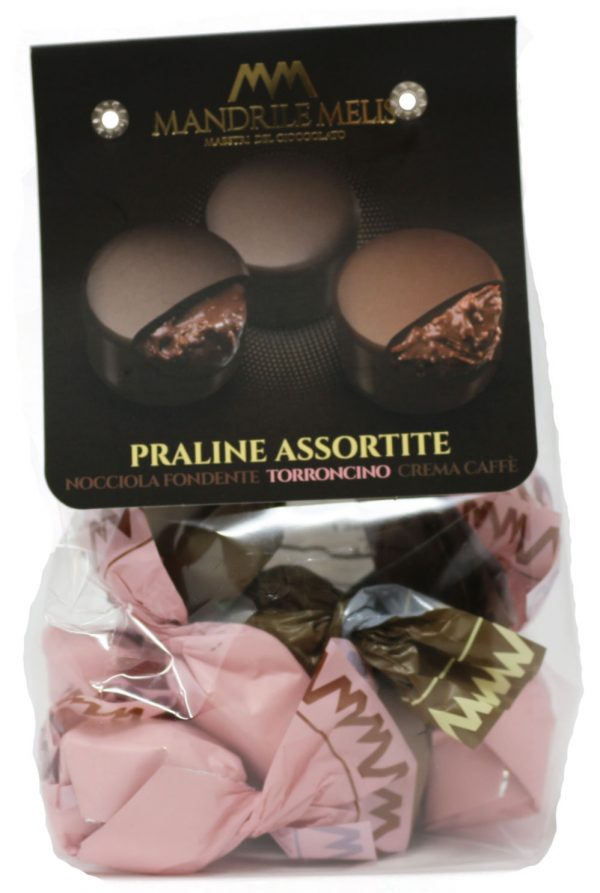 Mandrile Melis Assorted Italian Praline Chocolates