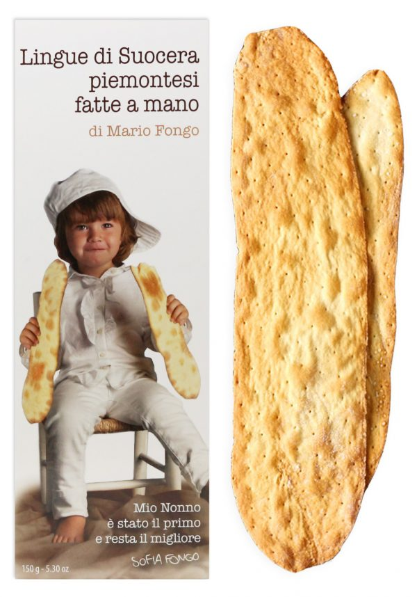 Mario Fongo Mother-In-Law Tongue Flatbread Breadsticks Front 2