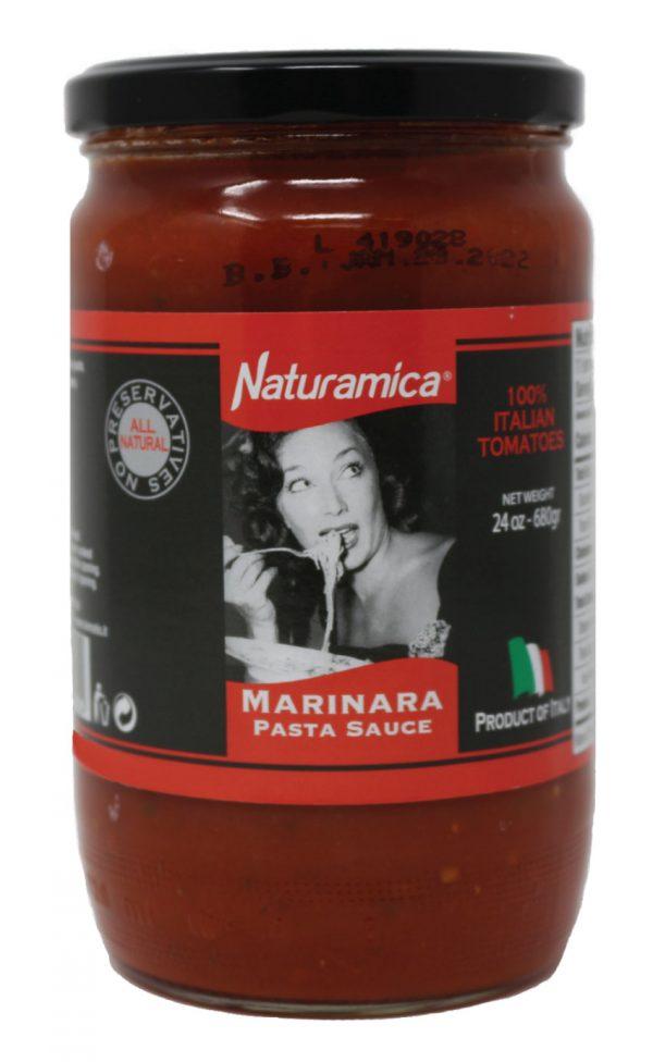 Naturamica Italian Marinara Sauce Front