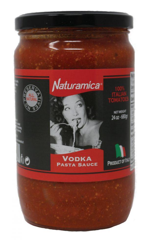 Naturamica Italian Vodka Sauce