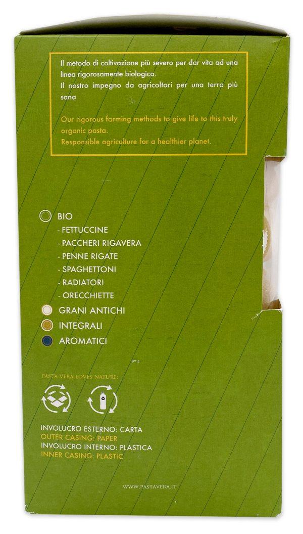 Pasta Vera Organic Paccheri Rigavera_1