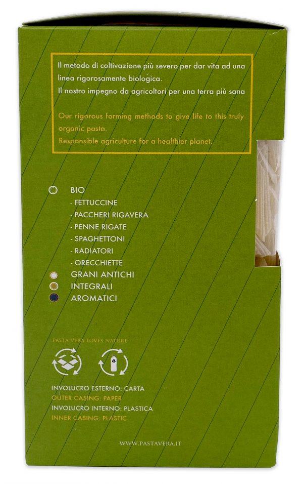 Pasta Vera Organic Penne Rigate_1