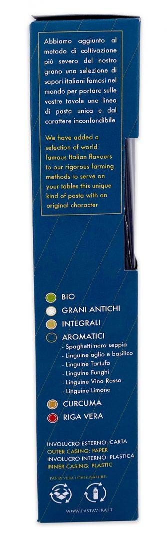 Pasta Vera Organic Squid Ink Spaghetti _1