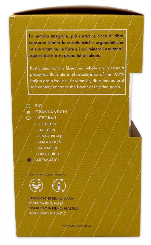 Pasta Vera Whole Wheat Organic Orecchiette_1