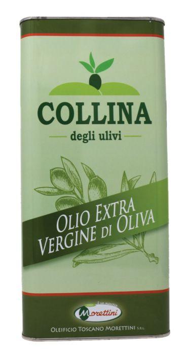 """""""Collina"""" Comunitario 5 Liter Tin"""