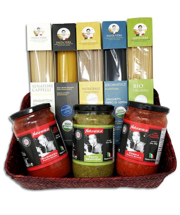 Italian Gift Basket Pasta Sauce
