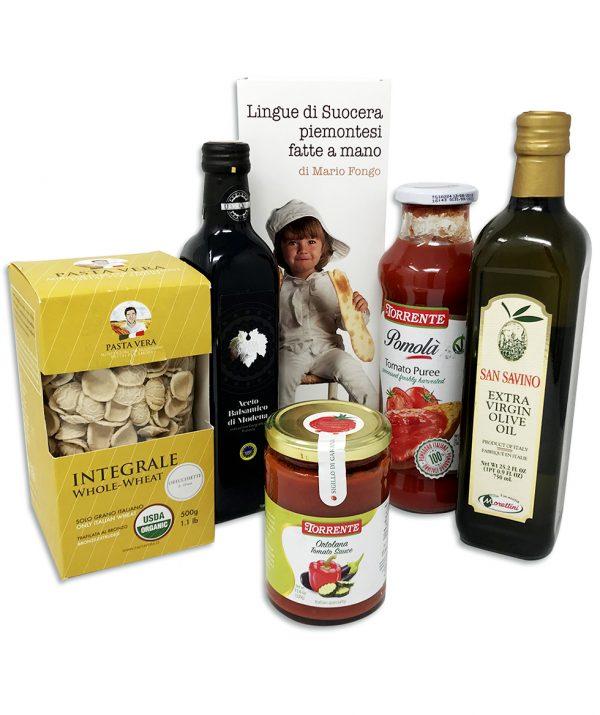 Italian Gift Basket Taste of Italy