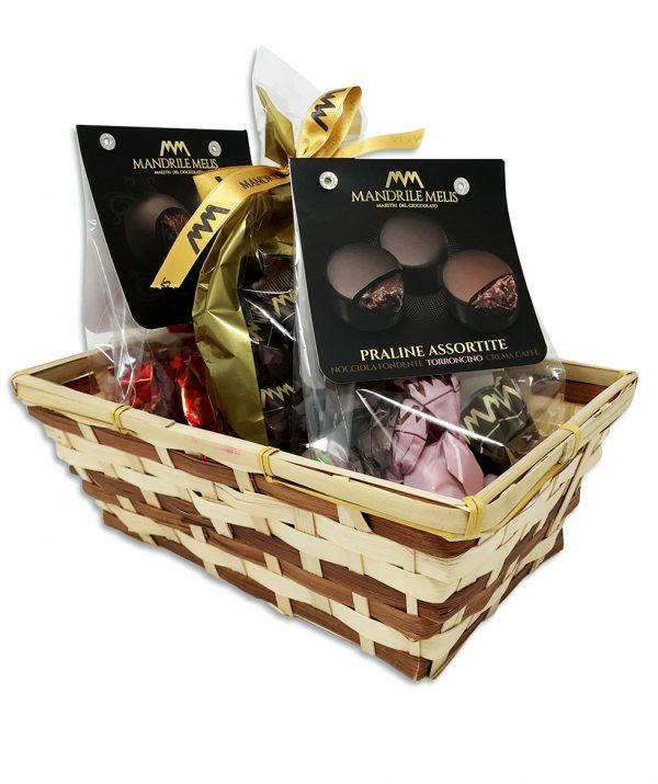 Italian Chocolate Gift Basket