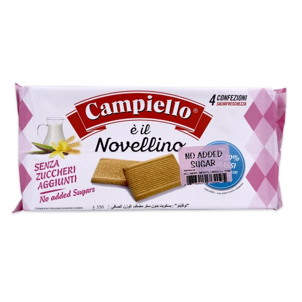 Campiello E Il Novellino No Sugar Added Senza Zuccheri