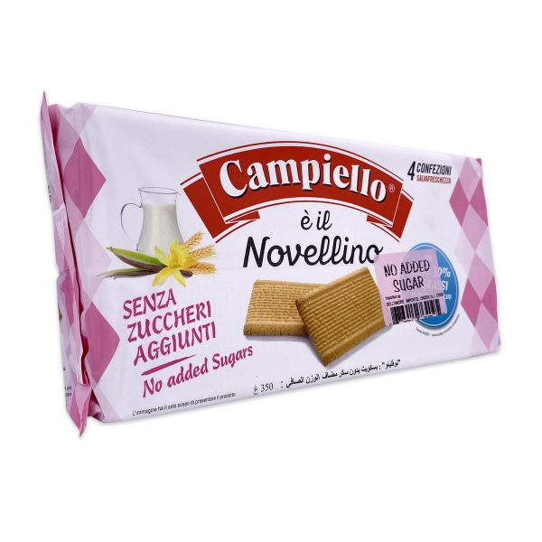 Campiello Novellino Cookies Italian Breakfast Crackers