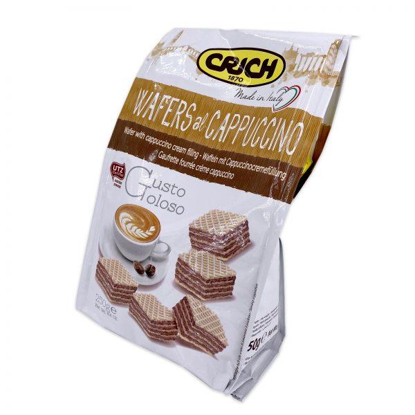 Crich Cappuccino Wafers Italian Specialty