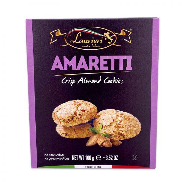 Laurieri Amaretti Crisp Almond Cookies