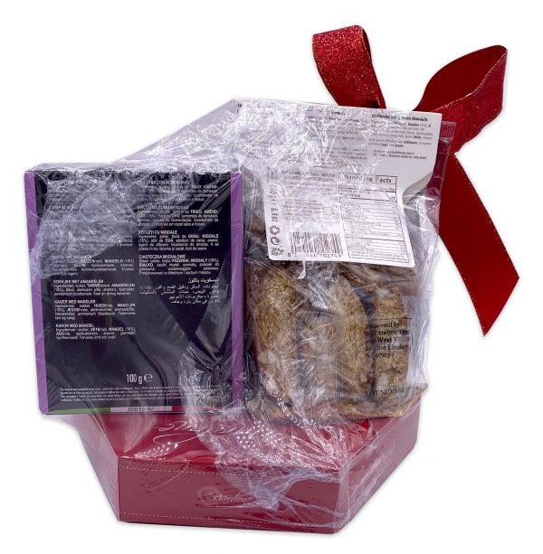 Artisanal Italian Foods Gift Basket Set