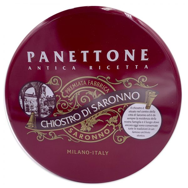 Artisanal Italian Foods Panettone Tin