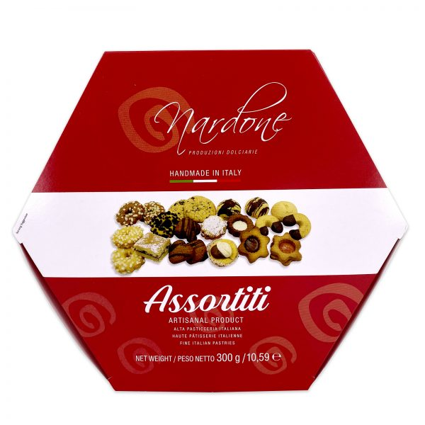 Assorted Imported Italian Cookies Holiday Gift