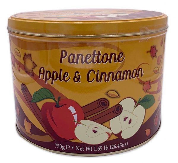 Chiostro Di Saronno Apple Cinnamon Panettone Tin 750g