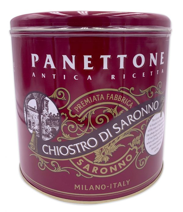Chiostro Di Saronno Classic Italian Panettone 2.2lbs