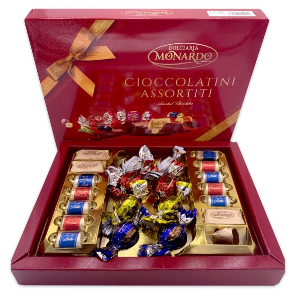 Dolciaria Monardo Large Assorted Italian Chocolate Gift Box