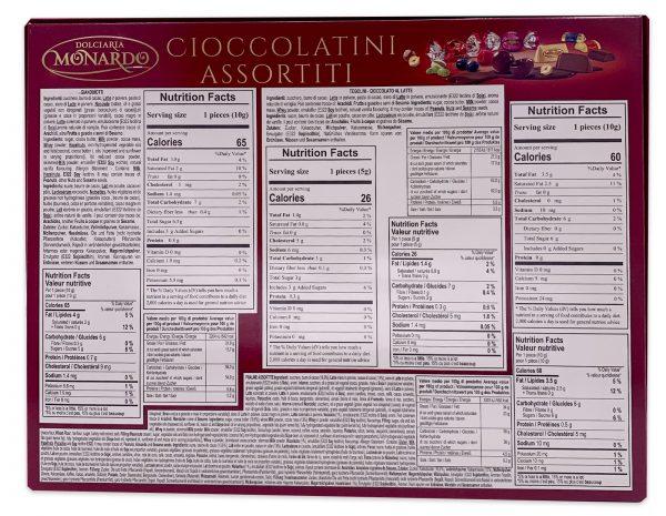 Dolciaria Monardo Large Assorted Italian Chocolate Gift Box_2