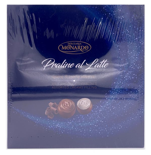 Dolciaria Monardo Praline al Latte Assorted Italian Milk Chocolate Pralines