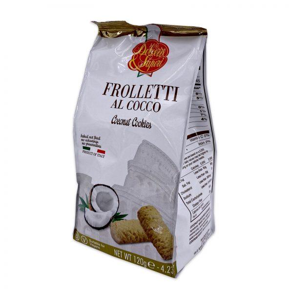 Frolletti Al Cocco Coconut Cookies