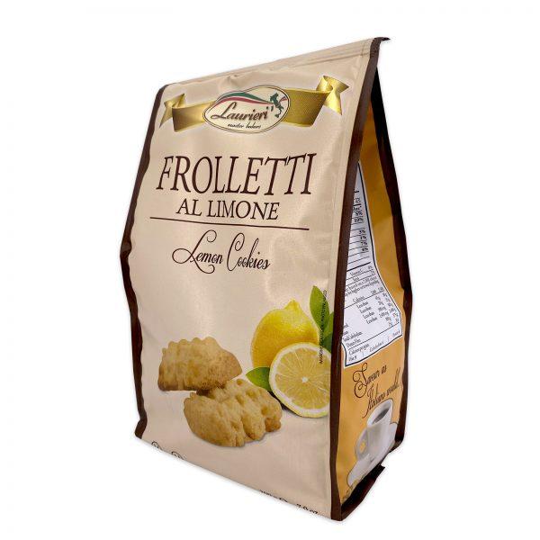 Frolletti Al Limone Italian Lemon Cookies
