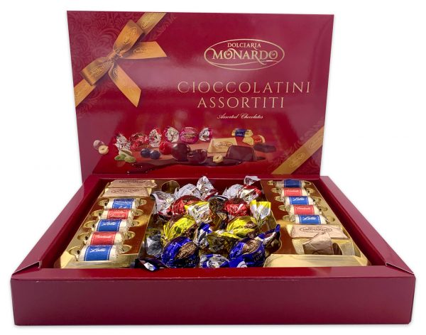 Gianduiotto Italian Chocolate Assorted Gift Box