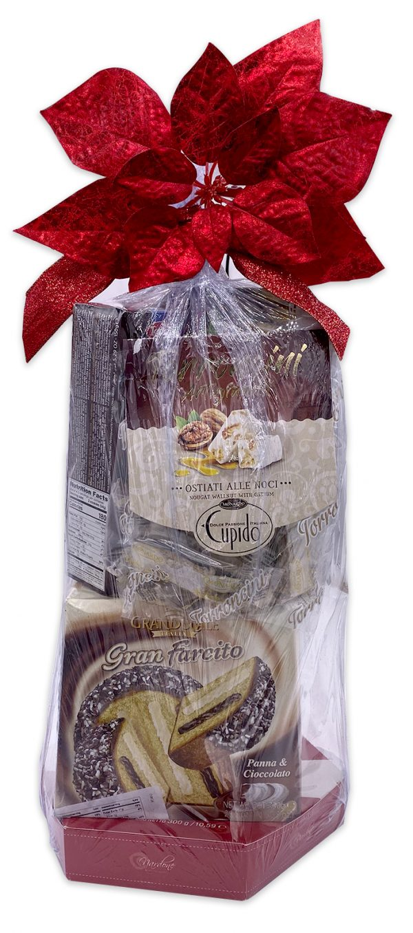 Artisanal Italian Foods Gourmet Imported Gift Basket