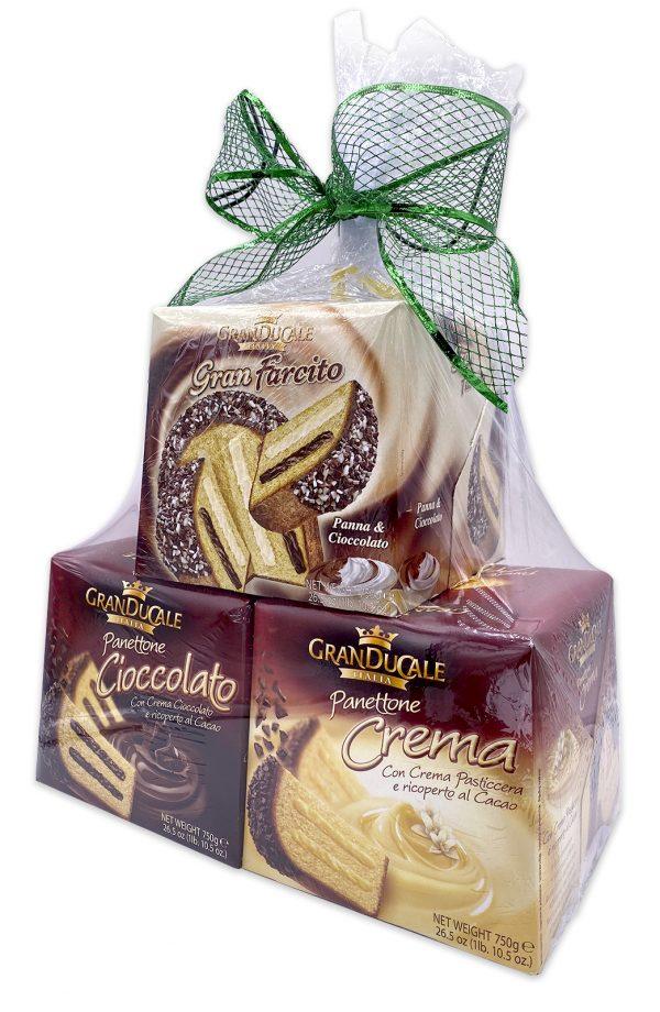 Italian Dessert Gift Basket