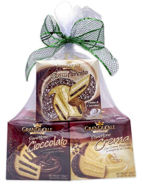 Gran Ducale Pannetone Gift Set