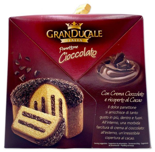 Gran Ducale Cioccolato Panettone 02