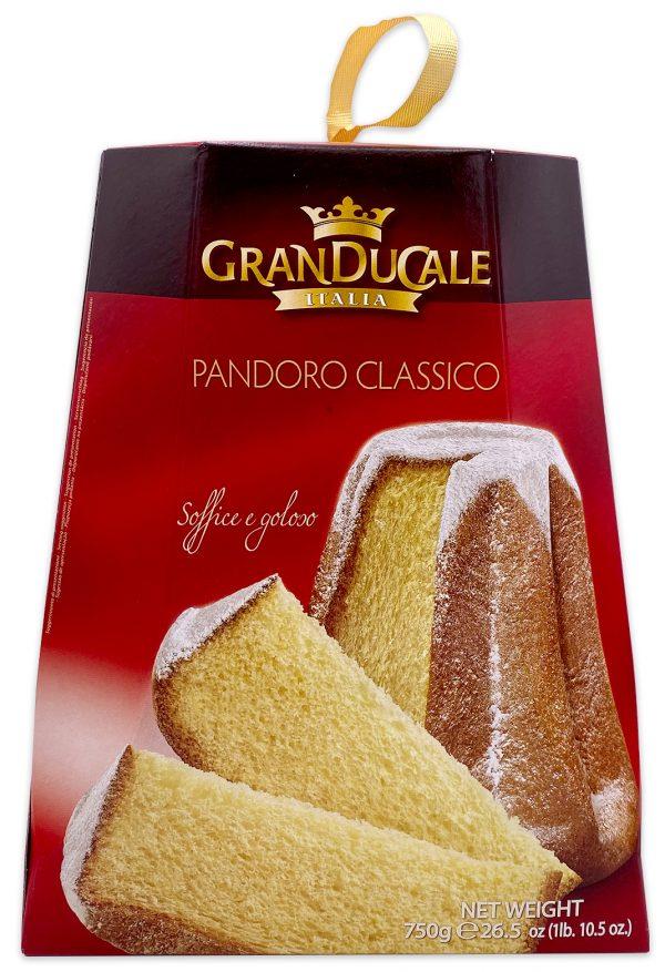Gran Ducale Classic Pandoro Panettone