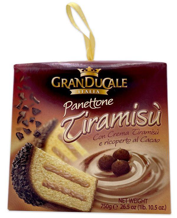 Gran Ducale Tiramisu Panettone