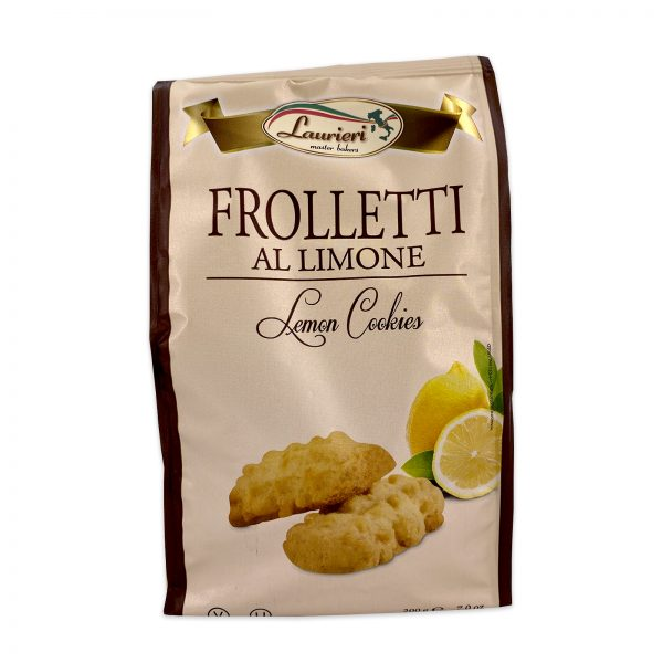 Laurieri Frolletti Al Limone Lemon Cookies