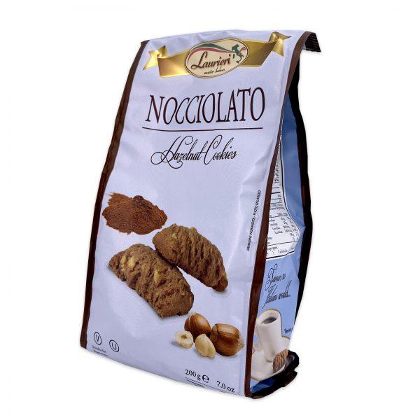 Laurieri Nocciolato Italian Hazelnut Cookies