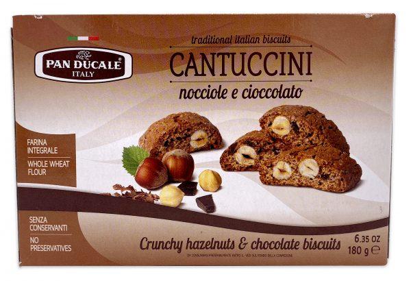 Pan Ducale Nocciole Hazelnut Chocolate Biscotti 01