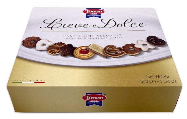 Tonan Lieve e Dolce Assorted Italian Cookie Box 02